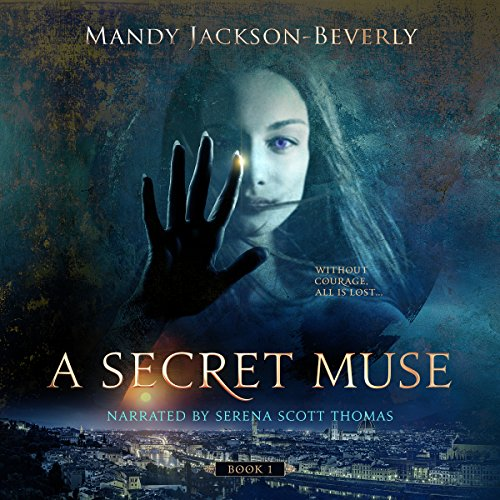 A Secret Muse audiobook cover art