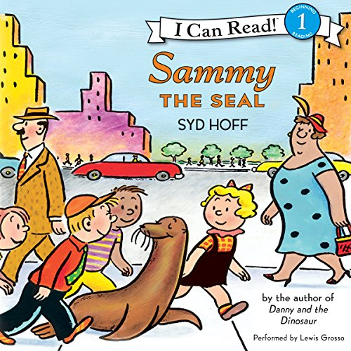 Sammy the Seal audiobook cover art
