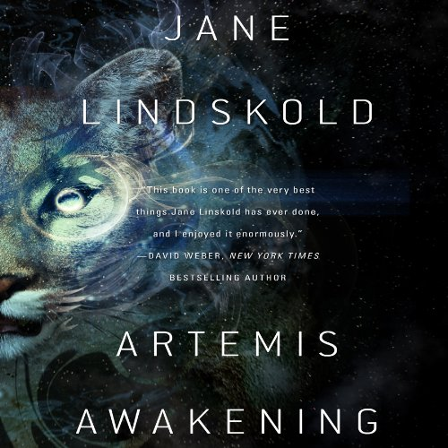 Artemis Awakening: Artemis, Book 1 cover art