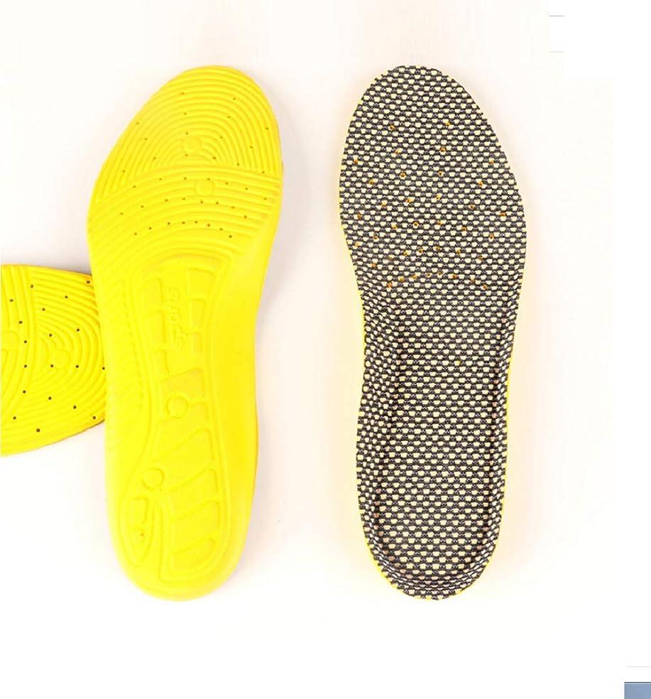 ラブ眠る超高層ビル靴底のフラットリリーフフィートの痛みのヒールの痛みの発音男性の女性ランニングシューズ、