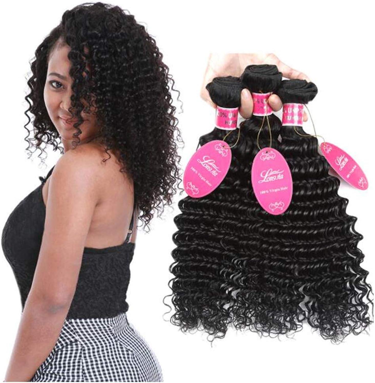 YZ-YUAN Perücken für Frauen natürlich sehende Glueless braun Wavy echtes Hairpiece für Ladies Costume Cosplay Halloween Party B07MR1L95L Neue Sorten werden eingeführt  | Verrückter Preis
