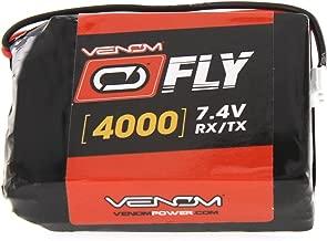 Spektrum DX9/DX7S/DX8/DX6 Gen 2/3 4000mAh 7.4V Transmitter LiPo Battery by Venom