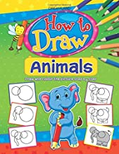 How to Draw Animals: Book 1