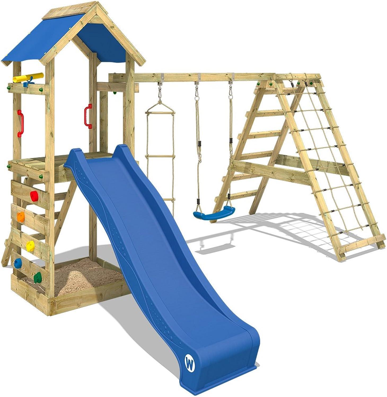 la mejor selección de Parque infantil de madera WICKEY ...