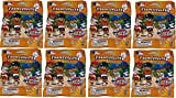 Party Animal TeenyMates 2020 MLB Series 7 Mini Figures Blind Bags Gift Set Party Bundle - 8 Pack