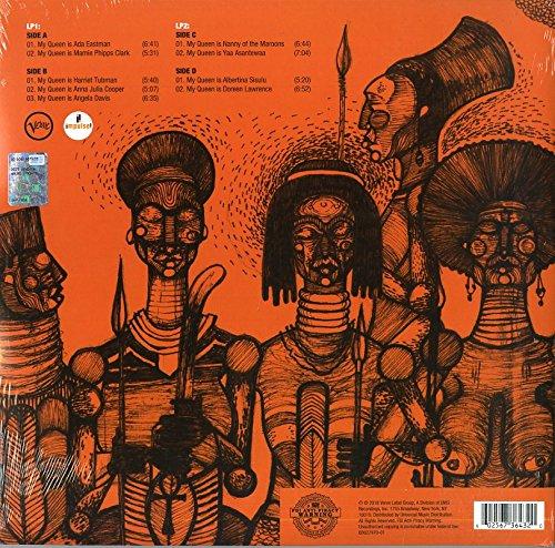 Your Queen Is a Reptile (+Dl-Code) [Vinyl LP] - 2