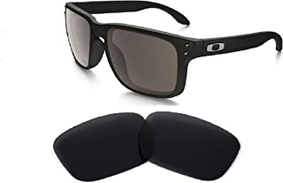 Galaxy Replacement lenses For Oakley Holbrook Polarized Black 100% UVAB