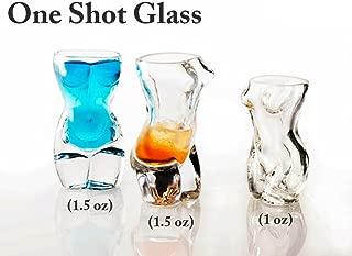Hot Body Shot Glass