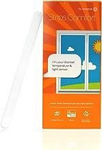 Sensative Z-Wave Plus Indoor/Outdoor Temperature and Light Sensor Strips Comfort, Works with SmartThings