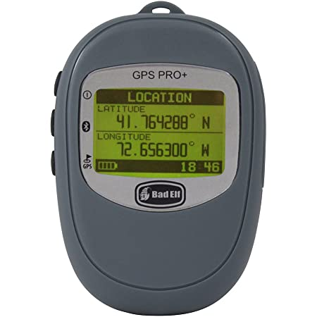 Bad Elf 2300 GPS Pro Bluetooth GPS レシーバー for iPod touch, iPhone, iPad, Android, Windows(技適マーク付き)【国内正規品】