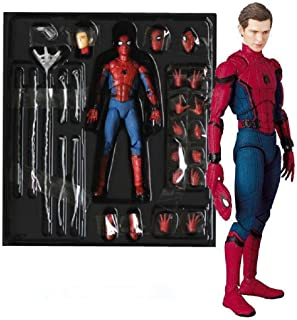 Spiderman Action Figure Toys-Movie Avengers 3/4 Titan Hero Series 6-inch Action Figure Spiderman Joint Movable Toys