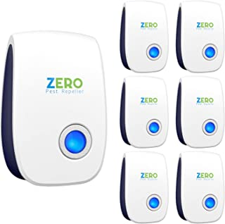 Ultrasonic New Pest Control Set of 6-Packs Electronic Plug in Repellent Indoor for Pest Control