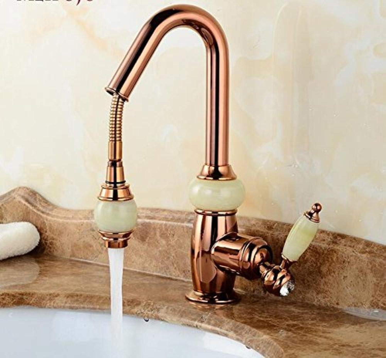 Retro Wasserhahn Wasserhhne Ziehen Waschbecken Kran Kupfer Waschbecken Wc Mischbatterien Heie Und Kalte Deck Montiert Bad Wasserhahn