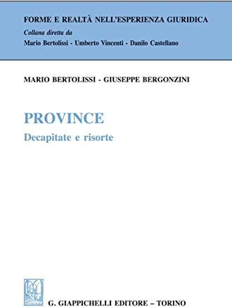 Province: Decapitate e risorte
