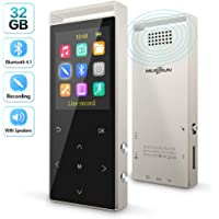 Mus Run 32GB MP3 Player with Bluetooth