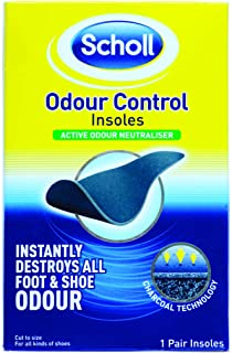 Scholl Foot Care Odour Control Insoles