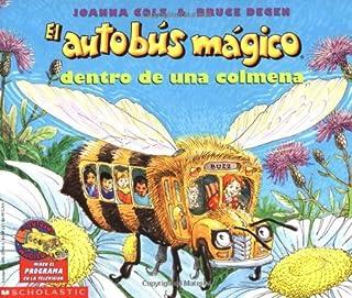 El autobus magico dentro de una Colmena / The Magic School Bus Inside A Beehive (El autobus magico / The Magic School Bus)...