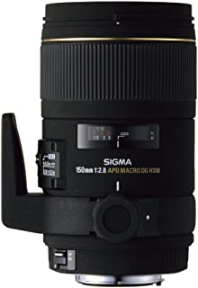 Sigma 150mm f/2.8 EX DG HSM APO HSM IF Macro Lens for Canon SLR Cameras