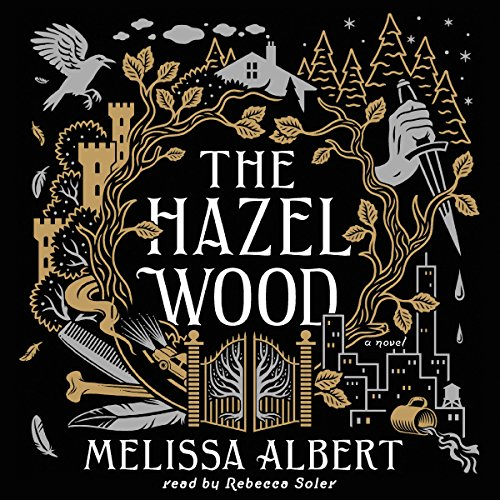 Page de couverture de The Hazel Wood