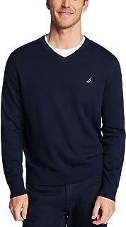 Men's Classic Fit Navtech Soft V-Neck Sweater