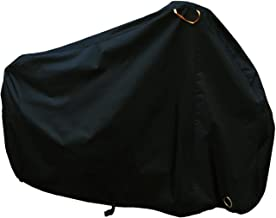 Bike Cover for 1 Bike, Viaky 210T Nylon Waterproof Bicycle Cover Anti Dust Rain UV Protection for Mountain Bike/Road Bike ...