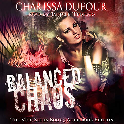 Balanced Chaos  By  cover art