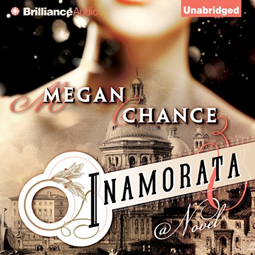 Inamorata audiobook cover art