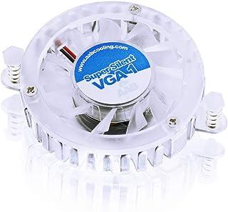 AABCOOLING Super Silent VGA 1 - 48 x 61,5 x 13,5 mm un ventilador adecuado para tarjetas gráficas, cuyos requerimientos son mucho menores