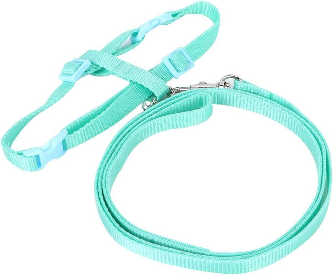 GLOGLOW Adjustable Topics on TV NEW before selling ☆ Hamster Harness and Leashes Chest S Anti-bite