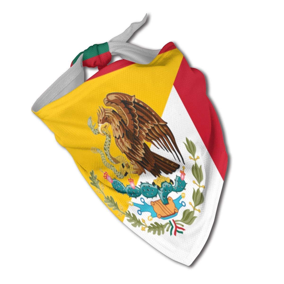 leyhjai Bandera de España y México Collares de pañuelo para Perros Triángulo Pañuelo para el Cuello Baberos Bufandas Accesorios Gatos para Mascotas y Cachorros de bebé Toalla de Saliva: Amazon.es: Productos para