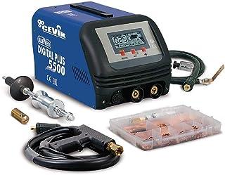 Cevik CE-SPOTTER 5501 - Equipo de soldadura por puntos SPOTTER 5501-230V -