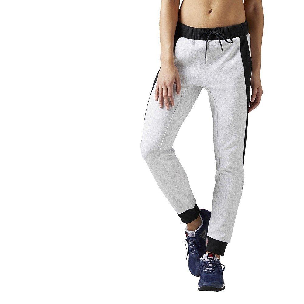 Reebok Damen Wor CS GR Pants Hose, Mehrfarbig/Brgrcl, 2XS