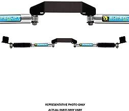 Superlift Suspension | 92709 | Dual Steering Stabilizer Kit - SR SS by Bilstein (Gas) - 2009-2013 Dodge Ram 2500/3500 4WD