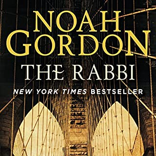 The Rabbi audiobook cover art