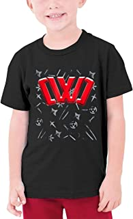 Ishanqudi Chad Wild Clay YouTube T-Shirt for Youth Boys and Girls