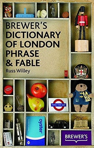 Image of Brewer's Dictionary of London Phrase & Fable