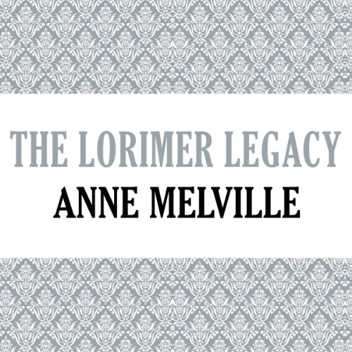 The Lorimer Legacy audiobook cover art