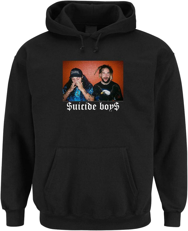 Certified Freak Suicide Boys Posing Hooded Sweater schwarz B07NZ5XMWH  Sehr gute Qualität