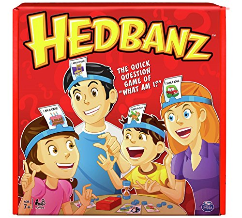 Hedbanz Spiel English Version