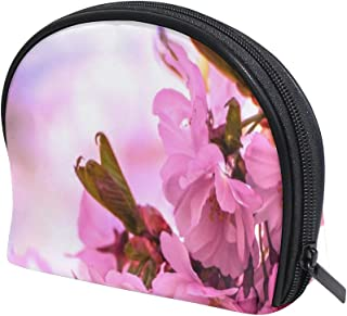 3e324dad8732a3 Bloom Sakura Makeup Bags Portable Tote Cosmetics Bag Travel Cosmetic  Organizer Toiletry Bag Make-up