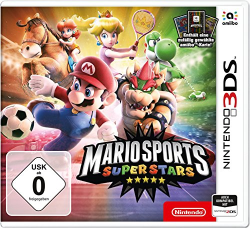 Mario Sports Superstars + amiibo-Karte - [3DS]