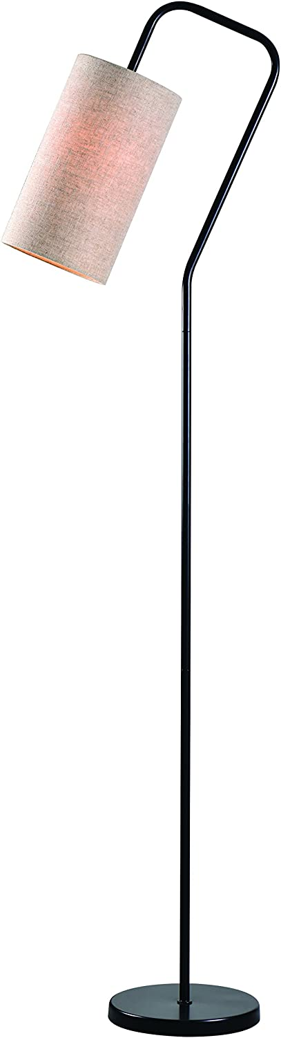 Kenroy Home Flamingo Floor Lamp Bronze Finish