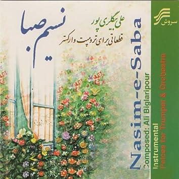 Nasim-e Saba (Pieces for Trumpet and Orchestra)