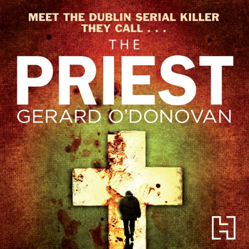 The Priest audiobook cover art