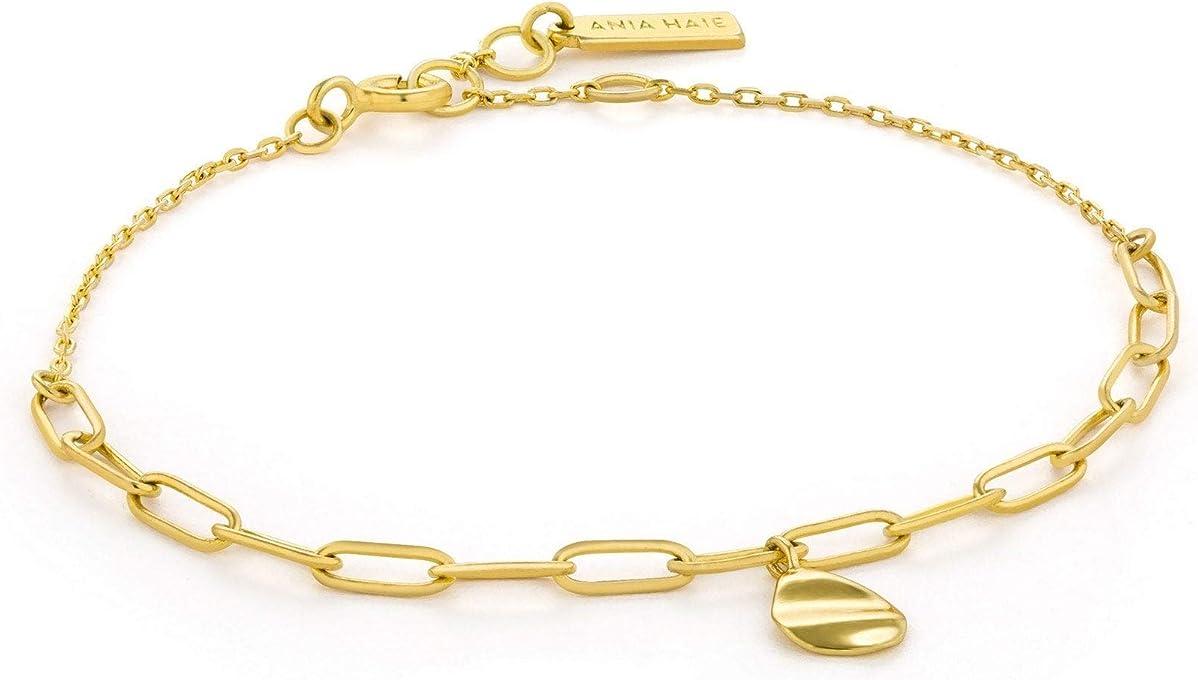 Crush Drop Disc Bracelet