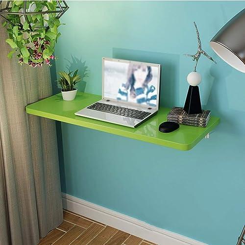 barato en alta calidad Wghz Mesa Plegable Mesa de de de Comedor Mesa de Parojo Mesa de Parojo Simple Escritorio de computadora en el Escritorio de Parojo (Color  verde, Tamaño  70  60 cm)  compra en línea hoy