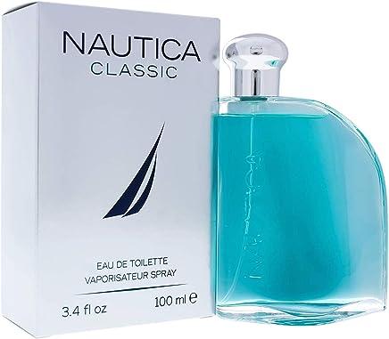 Nautica Eau De Toilette Classic Para Hombre, 3.4 Oz, 100 ml