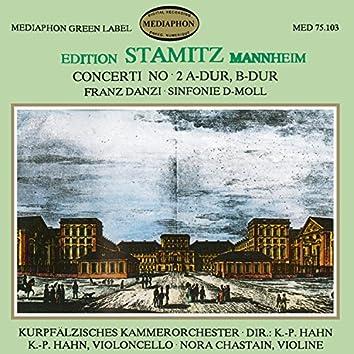 Edition Stamitz Mannheim, Vol. 3