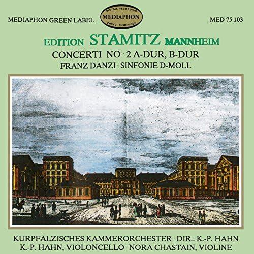 Kurpfalz Chamber Orchestra, Nora Chastain & Klaus-Peter Hahn