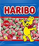 Haribo - Fresones Pica - Caramelos de goma - 1 kg
